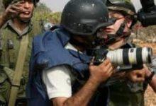 صورة الاحتلال يعتقل صحفي ويبعد صحفية عن الأقصى 6/6/2020