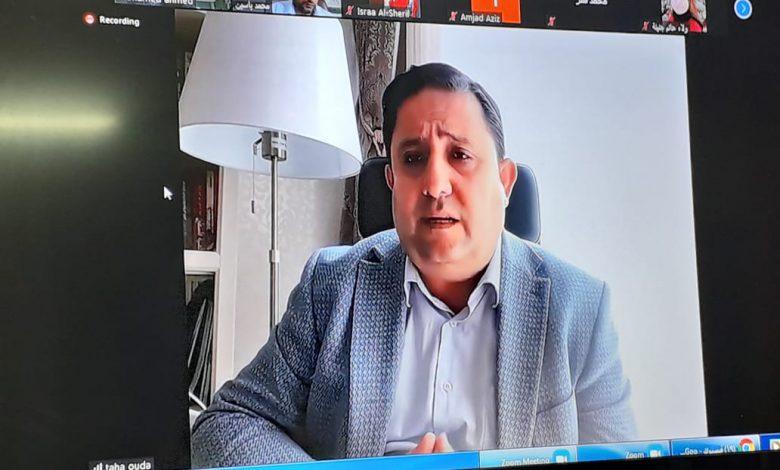 صورة منتدى الإعلاميين ينظم لقاء إلكترونيا لاستعراض تجربة صحفي تركي