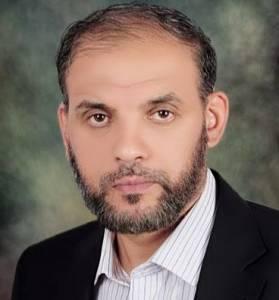 صورة برنامج الصالون الصحفي -القيادي في حركة حماس حسام بدران