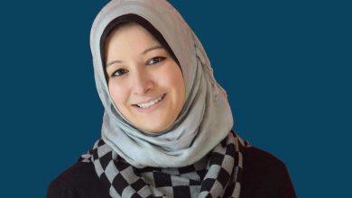 صورة الصحافية مها الحسيني تحصد جائزة دولية