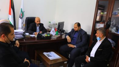 صورة وفد من منتدى الإعلاميين الفلسطينيين يزور لجنة الانتخابات المركزية، ويبحث آفاق التعاون لخدمة الصحفيين وتمكينهم من تغطية الانتخابات