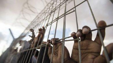 صورة وقفة تضامنية الكترونية مع الصحفيين الأسرى في سجون الاحتلال