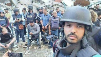 صورة الأطر والمؤسسات الصحفية تدعو لحماية الصحفيين الفلسطينيين وتطالب بمحاسبة الاحتلال الإسرائيلي على جرائمه ضدهم
