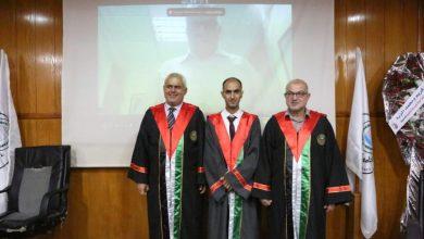 صورة باحث بغزة يناقش توظيف الذكاء الاصطناعي في المؤسسات الإعلامية العربية